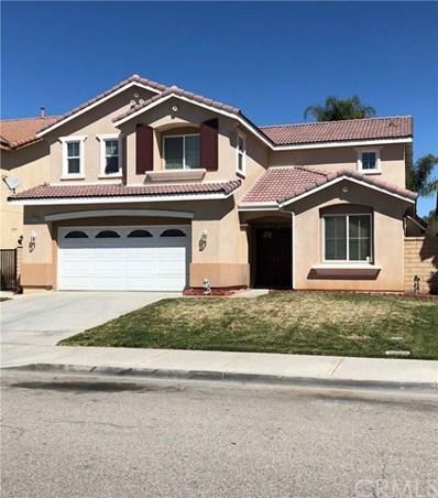 25928 Calle Ensenada, Moreno Valley, CA 92551 - MLS#: PW18071445