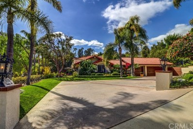 10219 Overhill Drive, North Tustin, CA 92705 - MLS#: PW18071473