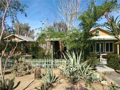 61980 Mountain View Circle, Joshua Tree, CA 92252 - MLS#: PW18071491