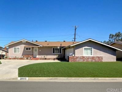 2855 W Lynrose Drive, Anaheim, CA 92804 - MLS#: PW18072097