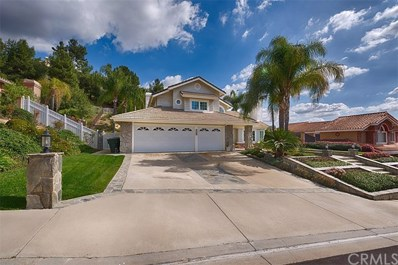 5180 Stonehaven Drive, Yorba Linda, CA 92887 - MLS#: PW18072208