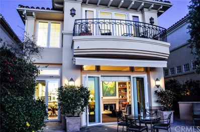 3 Silver Pine Drive, Newport Coast, CA 92657 - MLS#: PW18072642