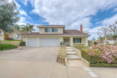 111 S Panorama Drive, Anaheim Hills, CA 92807 - MLS#: PW18072749