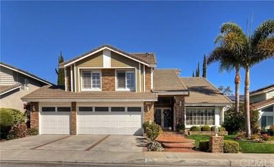7829 E Walnut Ridge Road, Orange, CA 92869 - MLS#: PW18072807
