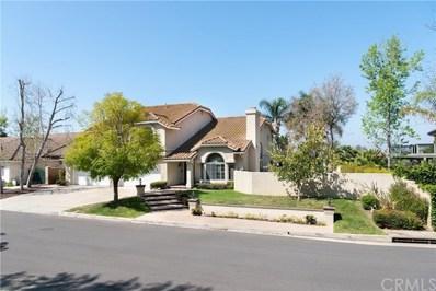 21810 Heatheridge Drive, Yorba Linda, CA 92887 - MLS#: PW18072906