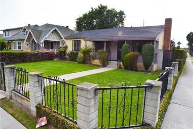 3003 Dalton Avenue, Los Angeles, CA 90018 - MLS#: PW18073550