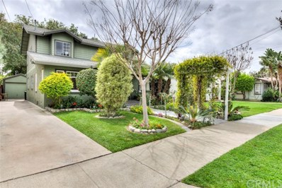 932 E Almond Avenue, Orange, CA 92866 - MLS#: PW18073557