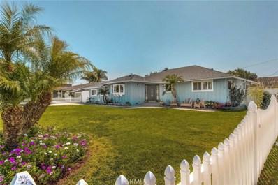 18672 Spaulding Avenue, North Tustin, CA 92705 - MLS#: PW18074609