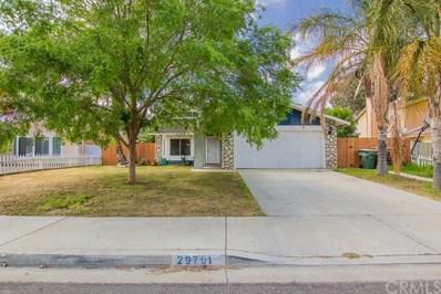 29701 Greenhill Drive, Menifee, CA 92586 - MLS#: PW18075314