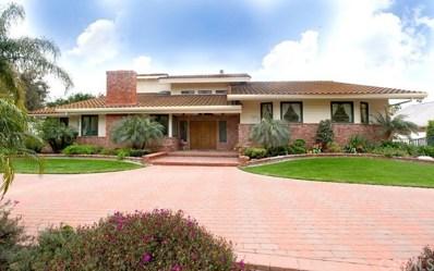 19416 Via Del Caballo, Yorba Linda, CA 92886 - MLS#: PW18075612