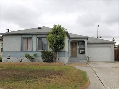 4913 Lorelei Avenue, Lakewood, CA 90712 - MLS#: PW18076258
