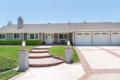 6131 Foxfield Lane, Yorba Linda, CA 92886 - MLS#: PW18076941