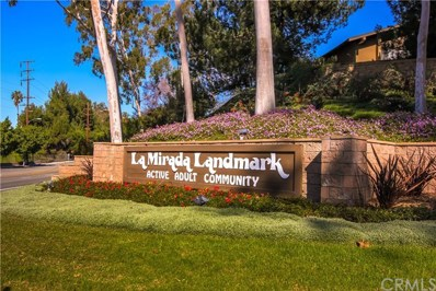 13504 La Jolla Circle UNIT 205-C, La Mirada, CA 90638 - MLS#: PW18079113