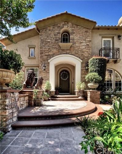 195 S Heath Terrace, Anaheim Hills, CA 92807 - MLS#: PW18079330