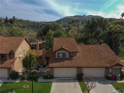 647 S Iron Horse Lane, Anaheim Hills, CA 92807 - MLS#: PW18079525