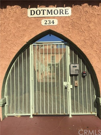 234 Lime Avenue UNIT 8, Long Beach, CA 90802 - MLS#: PW18079864