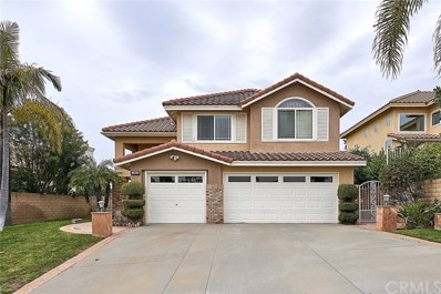 18261 Wellington Lane, Rowland Heights, CA 91748 - MLS#: PW18079978