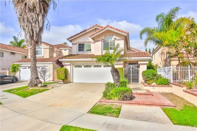 18607 Callens Circle, Fountain Valley, CA 92708 - MLS#: PW18080611