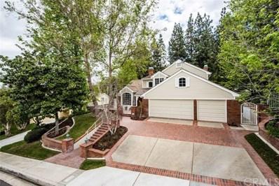 608 S Andover Drive, Anaheim Hills, CA 92807 - MLS#: PW18082154