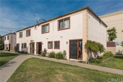 1000 E Bishop Street UNIT O4, Santa Ana, CA 92701 - MLS#: PW18082438