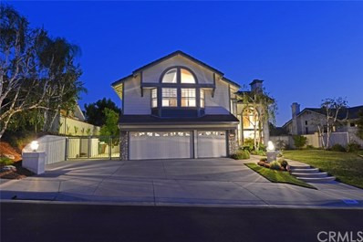 20330 Via Manzanillo, Yorba Linda, CA 92887 - MLS#: PW18082503