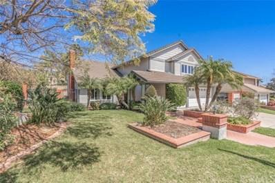 3460 Condor Ridge Road, Yorba Linda, CA 92886 - MLS#: PW18082580