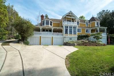1641 Foothill Lane, North Tustin, CA 92705 - MLS#: PW18082801