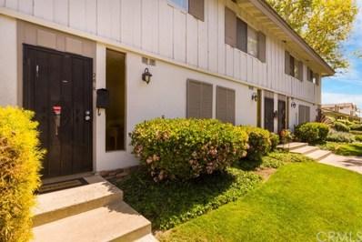 14802 Newport Avenue UNIT 24A, Tustin, CA 92780 - MLS#: PW18083000
