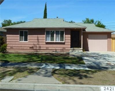 2421 W Flower Avenue, Fullerton, CA 92833 - MLS#: PW18083687
