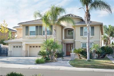 5525 Vista Del Mar, Yorba Linda, CA 92887 - MLS#: PW18083720