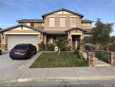 12591 Magnolia Drive, Moreno Valley, CA 92555 - MLS#: PW18084563