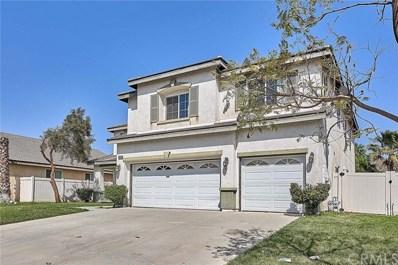 16662 Century Street, Moreno Valley, CA 92551 - MLS#: PW18085677