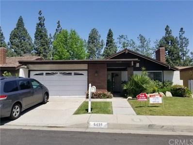 6439 E Via Estrada, Anaheim Hills, CA 92807 - MLS#: PW18085727