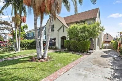 606 N Mariposa Avenue, Los Angeles, CA 90004 - MLS#: PW18085923