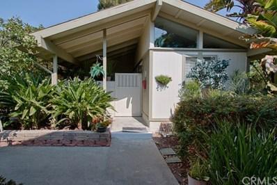144 Avenida Majorca UNIT A, Laguna Woods, CA 92637 - MLS#: PW18087287