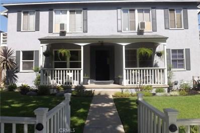 4449 Linden Avenue UNIT 4, Long Beach, CA 90807 - MLS#: PW18087417