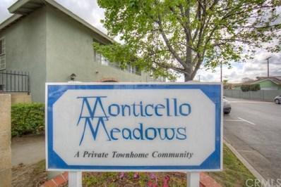 7126 Santa Isabel Circle, Buena Park, CA 90620 - MLS#: PW18087638