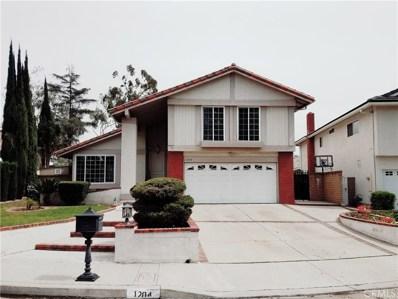 1204 Summersworth Place, Fullerton, CA 92833 - MLS#: PW18087667