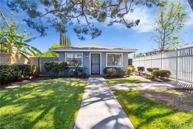 2145 N Orange Olive Road UNIT 8, Orange, CA 92865 - MLS#: PW18087795
