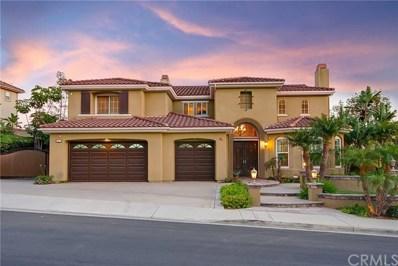 21520 Casino Ridge Road, Yorba Linda, CA 92887 - MLS#: PW18087904