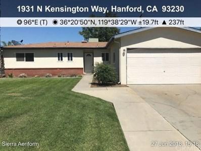 1931 N Kensington Way, Hanford, CA 93230 - MLS#: PW18089439