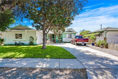 706 E Berkeley Street, Santa Ana, CA 92707 - MLS#: PW18089836