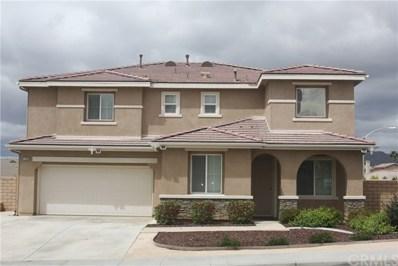 11833 Tuscola Street, Moreno Valley, CA 92557 - MLS#: PW18090550