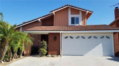 2606 Greenhill Drive, Fullerton, CA 92833 - MLS#: PW18091401