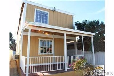 10323 Hickory Street, Los Angeles, CA 90002 - MLS#: PW18092241