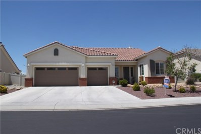 10320 Cotoneaster Street, Apple Valley, CA 92308 - MLS#: PW18092473