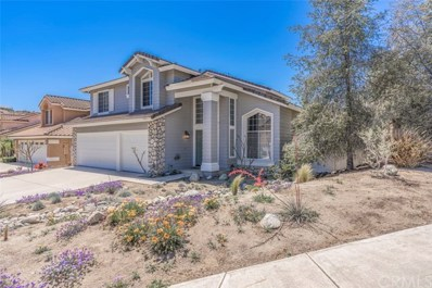 16321 Mountain Mist Street, Riverside, CA 92503 - MLS#: PW18093162