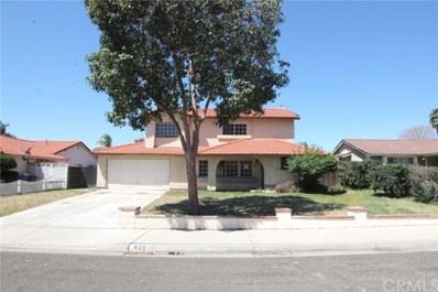 822 S Fillmore Avenue, Rialto, CA 92376 - MLS#: PW18095269