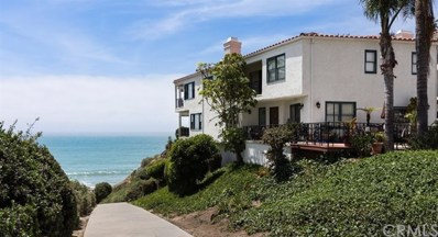 258 W Escalones UNIT 5-R, San Clemente, CA 92672 - MLS#: PW18095431