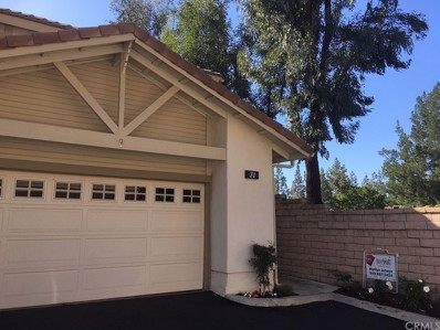 5931 E Rocking Horse Way UNIT 31, Orange, CA 92869 - MLS#: PW18095512
